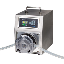 WT600-3J - High Flow Rate, High IP Rating Peristaltic Pump