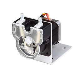 OEM peristaltic pump without drive