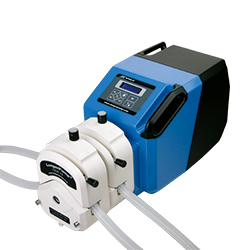 Industrial Peristaltic Pump WT600-4F
